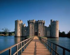 Bodiam Castle, Scotland
