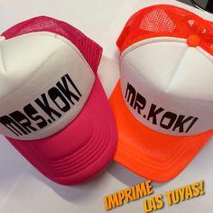 Personaliza una gorra con tu nombre!! Manejamos diferentes colores para que escojas la que más vaya con tu personalidad! Manejamos diferentes  #Litek #ExpertosEnImpresión #PiensaRojo