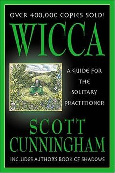 One of the first Wiccan books I ever read.