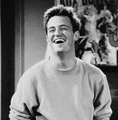 I will have a husband exactly like Chandler Bing no ifs ands or buts about it