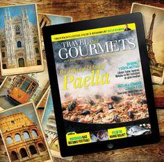 EGE'DEN TARİFLER: Travel and Gourmets Dergisi Lansmanı