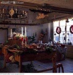 Nordic Christmas Kitchen
