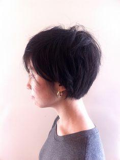 square bob hairstyle | Flickr - Photo Sharing!