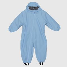 ROGER RABBIT, the cuddliest of the pack, is wrapped like a little bun. This charming unisex onesie with fitted hood, keeps the babes safe from any storm a comin