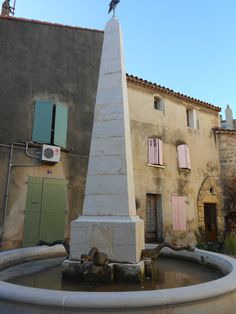 Fontaine des Dragons, Istres