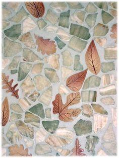 Decorative Ceramic Tile Hand Made Tiles For Custom Floors And Floor