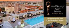 Hotels in Lisbon, Portugal: EPIC SANA Lisboa Hotel
