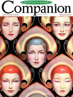 Wladyslaw Theodor Benda - Woman's Home Companion 1936