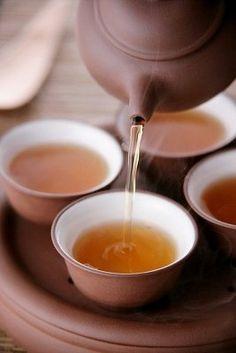 Oolong tea. Nederlandstalige website Dutch website