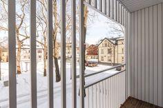Niine apartment house by KUU arhitektid