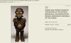 Kongo Nail Man