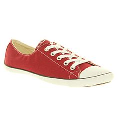 Converse CT LITE OX MAROON EXCLUSIVE Shoes - Converse Trainers - Office Shoes