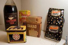 Vintage Country, Retro Vintage, Vintage Recipes, Grocery Store, Old Photos, Childhood Memories, Lunch Box, Czech Republic, Prague