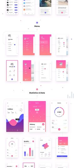 Rodman is a gorgeous mobile UI Kit with clean and light design. Packed with 80+ layouts in 7 categories it surely will help you to speed up your UI workflow and create an outstanding experience. Each layout was carefully crafted using nested symbols. #MobileApps