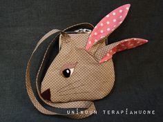 Unikuun therapy room: * bunny bag