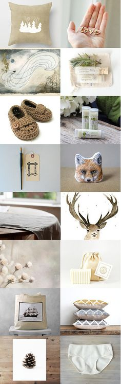 Natural Gift Guide by Maria Bradley on Etsy--Pinned with TreasuryPin.com #freelove #chaoscurators #natural #gifts #christmas #shoponline #etsyfinds