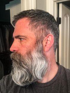 Badass Beard, Epic Beard, Sexy Beard, Grey Beards, Long Beards, Beard Styles For Men, Hair And Beard Styles, Short Beard, Perfect Beard
