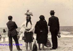 Ai mê rico Algarve!: Banhistas de Alforges