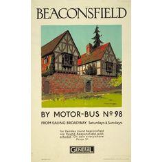 Beaconsfield - Walter E Spradbery (1924)