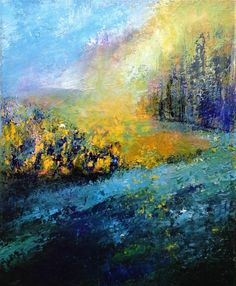 View Elena Ivanova's Artwork on Saatchi Art. Find art for sale at great prices from artists including Paintings, Photography, Sculpture, and Prints by Top Emerging Artists like Elena Ivanova. Sunrise Painting, River Painting, Forest Painting, Light Painting, Spring Landscape, Forest Landscape, Beautiful Landscape Paintings, Apple Painting, Abstract Expressionism Art