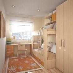 Dormitorios juveniles sofisticados