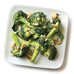 Dijon, Thyme, and Pine Nut #Broccoli | CookingLight.com