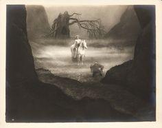 Die Nibelungen directed by Fritz Lang, 1924