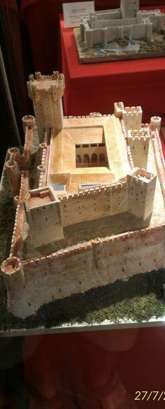 Castillo de la Mota de Medina del Campo - Valladolid (España)