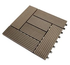 Zometek Copper Bamboo Composite Decking Decking