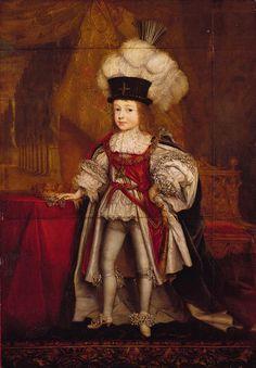 John Michael Wright (1617-1694) - James, Duke of Cambridge (1663-67)