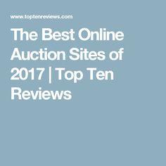 The Best Online Auction Sites of 2017   Top Ten Reviews