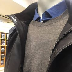 Leather Jacket With Hood, Hugo Boss, Hooded Jacket, Knitwear, Hoods, Car Seats, Jackets, Shirts, Fashion
