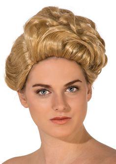 costume accessory: ghostbuster holtzmann wig