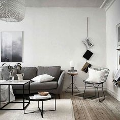 Cozy spot! via @mahafurniture #scandinavian #minimalism #scandicliving…