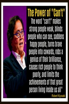 Well said Robert Kiyosaki. Yes, in life we can choose the narrow road which few travel that leads to true happiness, success and fulfillment where we. Career Quotes, Success Quotes, Motivational Picture Quotes, Inspirational Quotes, Dream Quotes, Life Quotes, Quotes Quotes, Famous Quotes, Robert Kiyosaki Quotes