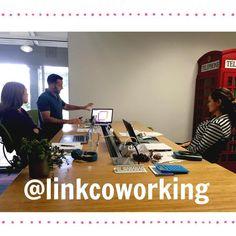 Work happens in human spaces #coworking
