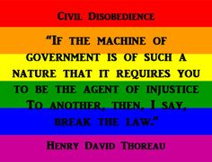 Henry David Thoreau Civil Disobedience Quotes. QuotesGram