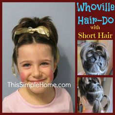 This Simple Home: Whoville Hair and Other Favorites