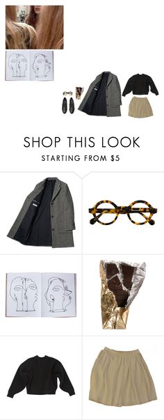 """""""But my soul floats."""" by lobbyboy95 ❤ liked on Polyvore featuring Assouline Publishing, Balenciaga, American Apparel and Kate Spade Saturday"""