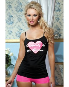 Property of the Groom Tank Top.  See it at http://www.spencersonline.com/product/Sm-Property-of-the-Groom-Tank/?aw_affid=164914&utm_campaign=AFF:AW&aw_gid=0&aw_bid=0&aw_pid=0&aw_cr=&aw_sitename=httppinterestcommylellandmeromancenovelsro  $16.99
