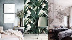 14 vackra rum där tapeten gör hela skillnaden