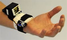Kinect Inspires Wrist-Mounted Controller: The Future Of User Interface  ~~Looks fricken awesome~~