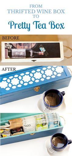 10 Fabulous Quick and Easy Thrift Store Makeovers - Page 3 of 12 - The Cottage Market