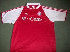 2004 2005 Bayern Munich Adults XXL Home Football Shirt Trikot Germany