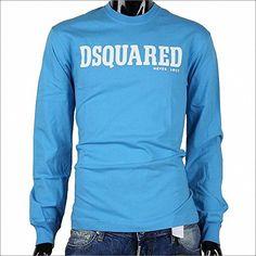 (ディースクエアード) DSQUARED Men's T-shirt ロゴ クルーネック 長袖Tシャツ S71GC... https://www.amazon.co.jp/dp/B01HESZJ9W/ref=cm_sw_r_pi_dp_DesBxbQ8R088B