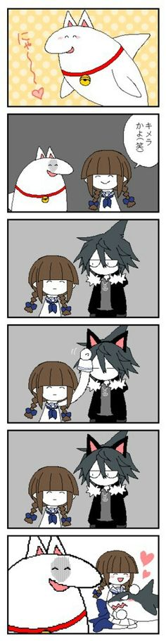 Wadanohara and the great blue sea   (manga)