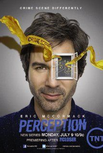 Perception (2012– ) TV Series  -   -  Crime | Drama | Mystery Dr. Daniel Pierce is an eccentric neuroscientist who uses his unique outlook to help the federal government solve complex criminal cases.  ...