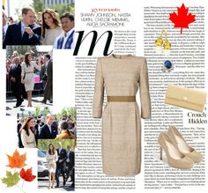"""""""Kate in Malene Birger"""" by duchess-catherine-of-cambridge ❤ liked on Polyvore"""