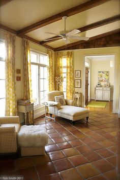 Sitting room...time to relax