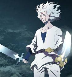 Espada Anime, Black Clover Anime, Silver Eagles, Tokyo Ghoul, Anime Guys, Anime Characters, Otaku, Knight, Anime Art